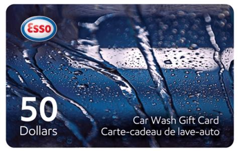 Gift Card Promotions Canada 2016 - groupon canada promo code deal pay only 18 50 for 50 esso car wash gift card