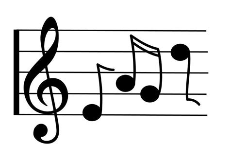 music staff coloring pages wavy music staff cliparts co