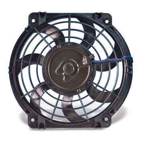 10 inch radiator fan flex a lite automotive 10 inch s blade reversible electric fan