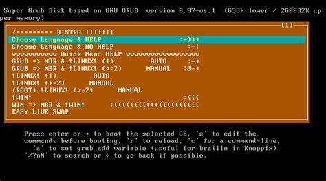 format hard drive grub rescue super grub disk to the rescue what s a grub