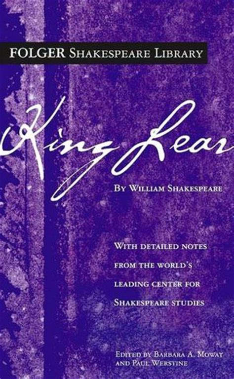 king lear books king lear by william shakespeare reviews discussion