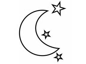 Star And Moon  Free Coloring Pages On Masivy World sketch template