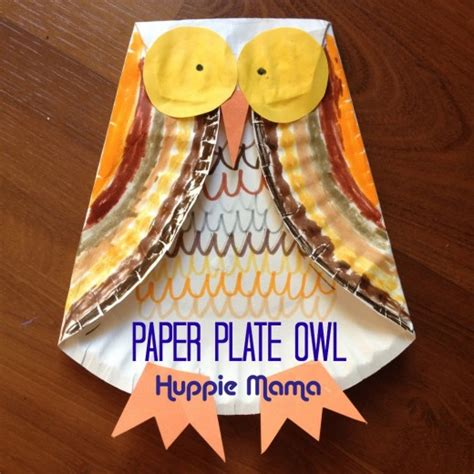 How To Make A Phlet Out Of Paper - 53 creative owl craft ideas hubpages