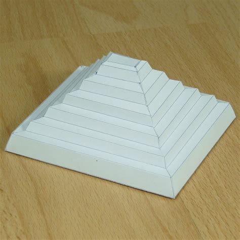 Steps To Paper - paper step pyramid pyramid of djoser