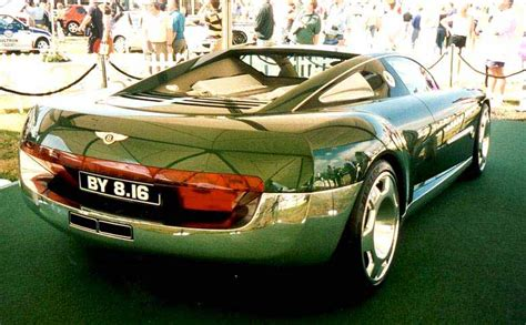 bentley hunaudieres 1999 bentley hunaudieres concept supercars net