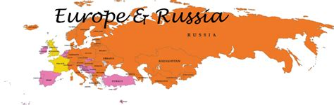 5 themes of geography on russia europe russia social studies