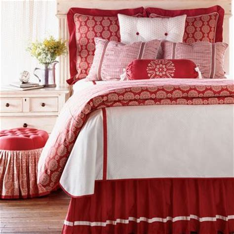 red and white comforter 17 best ideas about red bedrooms on pinterest red