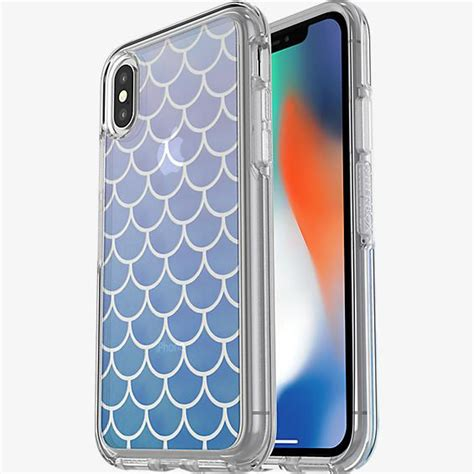 Iphone X Otterbox Symmetry Series Original otterbox symmetry clear series for iphone x verizon wireless