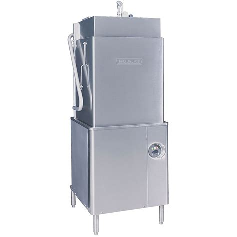 booster heater for commercial dishwasher hobart am15t 2 electric high temp door type dishwasher