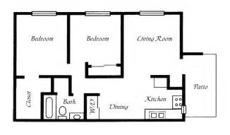 mobile home floor plans 2 bedroom mobile homes ideas