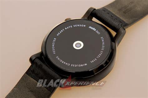 Smartwatch Canggih jajal lenovo moto 360 2nd smartwatch canggih bercitarasa klasik blackxperience