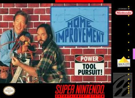 home improvement snes nintendo