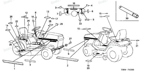 wiring diagram honda ht3813 wiring car wiring diagrams