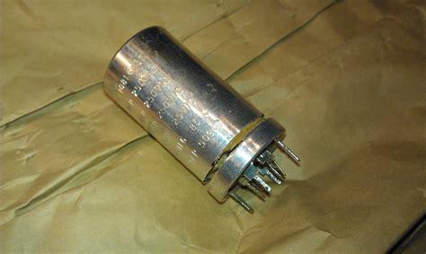 remove a capacitor your site name nutone model 2057 2058 am fm intercom