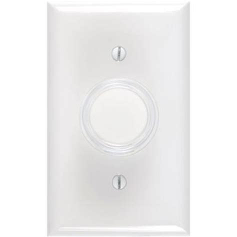 push button light switch home depot ge push on off dimmer switch with white and light almond