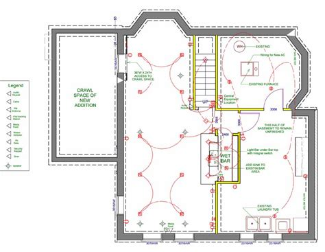 electrical plan for bedroom home plans ideas