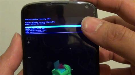 reset step count on vivosmart how to hard reset lg google nexus 4 two ways youtube
