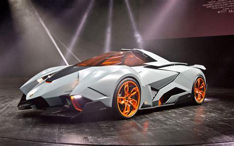 2013 Lamborghini Egoista Front Angle