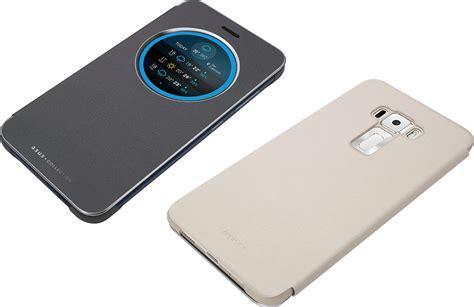 zenfone 3 view flip cover ze520kl phone accessory
