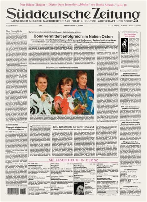 layout bild zeitung word redesign der s 252 ddeutschen zeitung slanted typo weblog