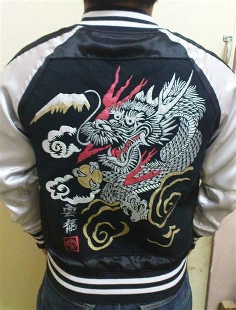 Jaket Adidas Luar Dalam fashion 2011 jaket naga yakuza sold