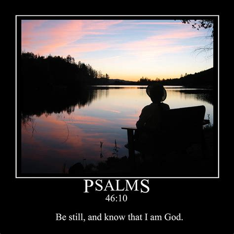 be still and know that i am god tattoo be still and that i am god photograph by haldane