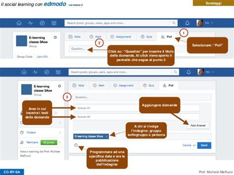 edmodo tutorial per lo studente il social learning con edmodo versione 2