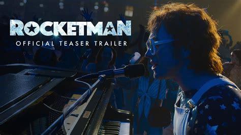 elton john rocket man movie rocketman trailer taron egerton blasts off as rocker