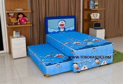 Grand 2in1 140x200 Springbed Set bed murah harga bed termurah airland