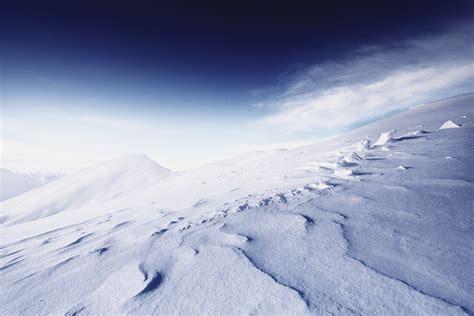snow in desert snow desert hiking on the moon
