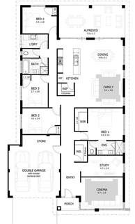 4 Bed Floor Plans 4 Bedroom Furniture Floor Plans Trend Home Design And Decor