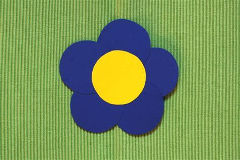 Blumen Zum Basteln by Blumen Basteln Kinderspiele Welt De