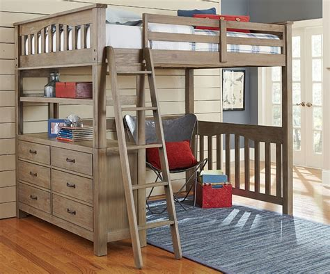 classic low loft bed full size low loft bed full size