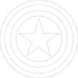 captain america shield coloring page captain america shield coloring captain america shield