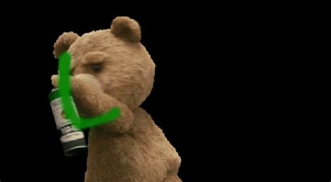 Imagenes Gif Weed | seth macfarlane ted gif find share on giphy