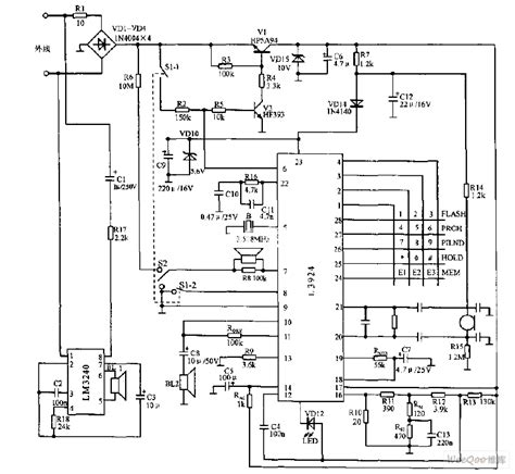 integrated circuit schematic diagram italy high integrated telephone circuit diagram telephone related circuit electrical