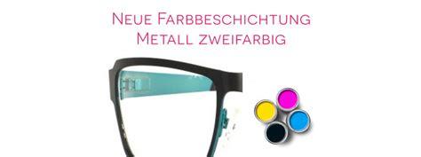 Lackieren Zweifarbig by Zweifarbige Lackierung F 252 R Metall Und Titanbrillen