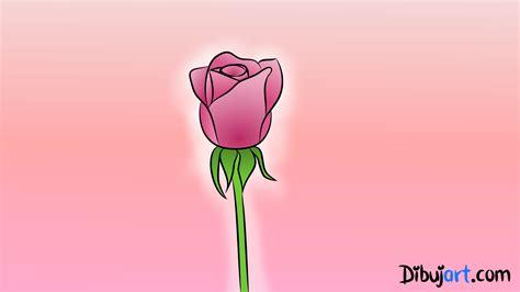 imagenes de rosas dibujos c 243 mo dibujar una rosa 3 dibujos de rosas rosadas