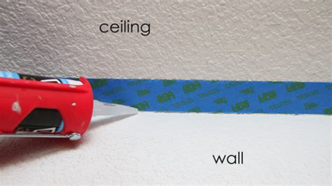Ceiling Edging Tool by The Alfano Diy House Painting Tips