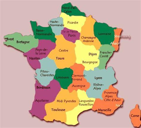 imagenes satelitales de francia mapa regiones de francia buscar con google francia