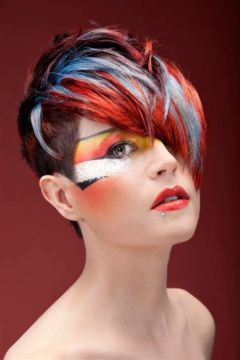 5 Tips To Mastering The 80s Make Up Revival by 59 Best Alt 80s Hairstyles Images On 1980s
