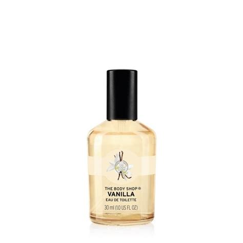 The Bodyshop Vanilla Edt 30ml fragrance vanilla eau de toilette the shop