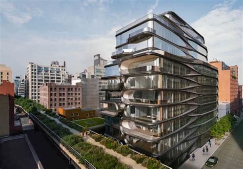 small architecture projects real people don t hire inside zaha hadid s first residential building in new york
