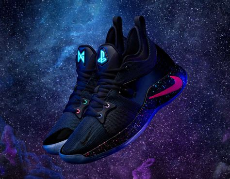 ps4 jordan themes playstation shoes from nike new pg 2 playstation colorway