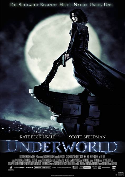 Underworld Film Poster | underworld 2003 poster freemovieposters net