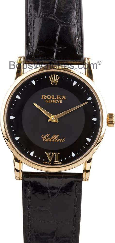 rolex cellini s leather low price guarantee