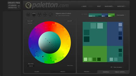 color combinations generator 12 best color scheme generator web apps for designers