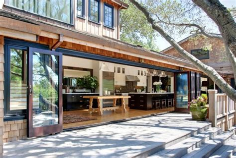 indoor outdoor kitchen designs outdoor indoor kitchen designs home decorating excellence