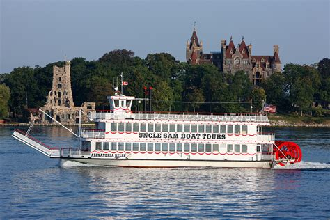 uncle sam boat tours 1000 islands uncle sam boat tours visit the 1000 islands
