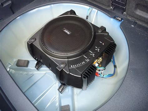 Kia Subwoofer 2013 Kia Infinity Basslink Powered Subwoofer In Spare